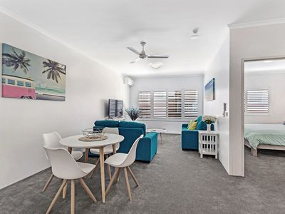 Photo for 1BR Apartment Vacation Rental in Shoal Bay, NSW
