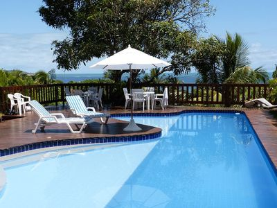 Photo for House with pool and panoramic view in Catuama Beach, PE