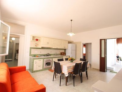 Photo for House in the center of Torre Suda with Air conditioning, Parking, Washing machine (525262)