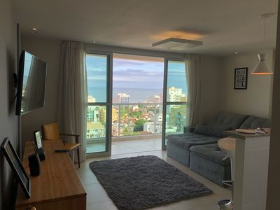 Photo for One-Bedroom Apartment with Sea View