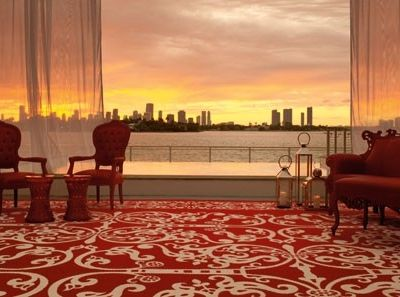 Photo for Mondrian South Beach Hotel - De Luxe Suite with Balcony Bay View