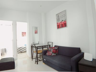 Photo for 55m2 Flat With Two Double Bedrooms Built In 2014 (AZ2B)