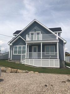 Photo for Brand New Construction! Central AC & Ocean Views from Balcony!