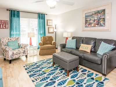 Photo for 2BR Gulfview Walk to Everything Sand Dollar #9