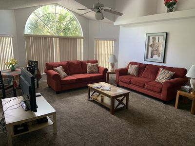 Photo for 3 bedroom, 2 bath Condo Near Disney World!