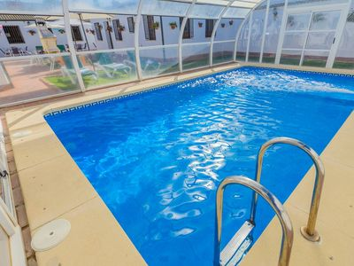 Photo for Rural House with exclusive pool for groups in Cordoba