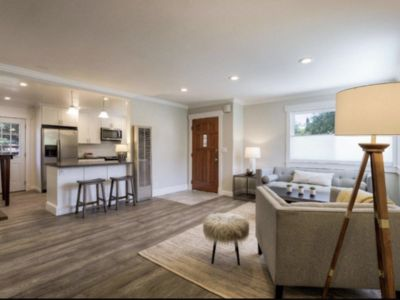 Photo for Downtown Mtn View, modern & luxurious house w/ pool