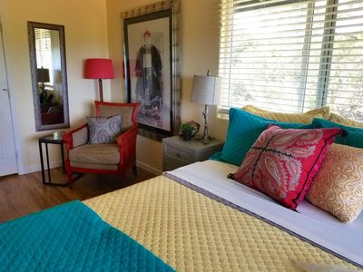 Photo for Sunrise Sanctuary, Spacious, Beautiful, Tranquil Living, Green Sands Beach