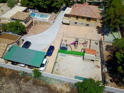Photo for Country house (full rental) Finca los Almendros from 17 to 32 people