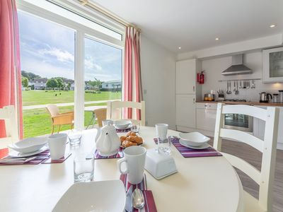 Photo for Two-storey holiday cottage with open plan living area
