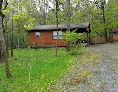 Photo for Wilderness Cabin Rental in the heart of the Finger Lakes Region near Naples, N