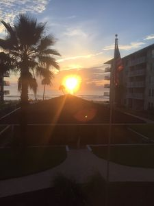 Photo for Gorgeous Unit with a Direct Ocean View!  No Drive Beach in NSB!
