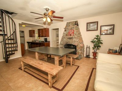 Photo for House 1.3 km from the center of Big Bear Lake with Parking, Internet, Washing machine, Balcony (983515)