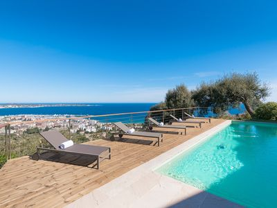 Photo for Villa Jazz - Villa for 10 people in Cannes
