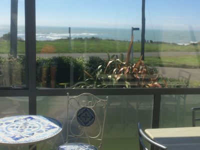 Photo for Beautiful ocean view from this lovely holiday home