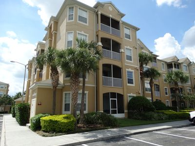 Photo for The NEW Windsor Hills 204-A, 3 Bedroom 2 Bath Condo Next To Disney World!