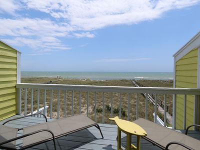 Photo for Cedars #2 - 3 Bedroom Oceanfront Townhouse, easy beach access, amazing views