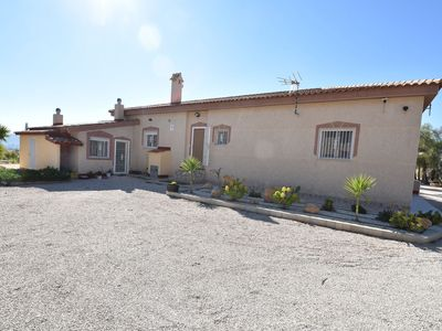 Photo for 6-8 person top villa offering tranquillity, privacy, a swimming pool, amazing garden and terraces