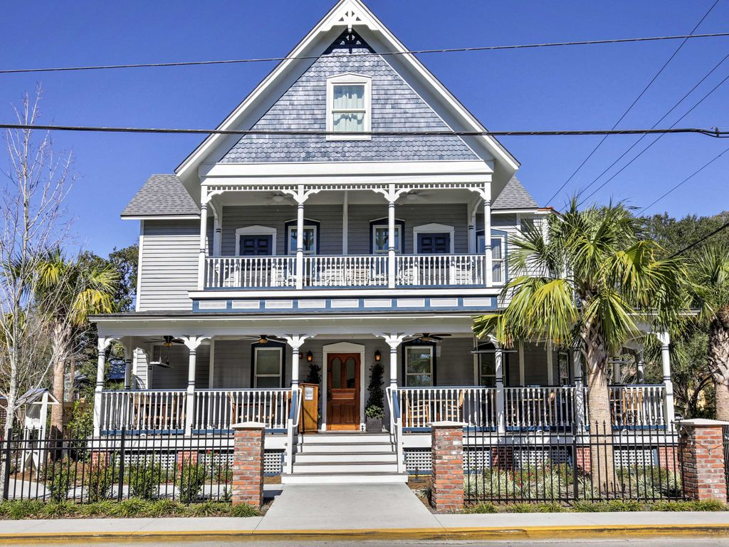 New Historic 1br St Augustine Apartment Vrbo