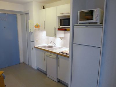 Photo for Apartment in Canet-en-Roussillon with Lift, Parking, Internet, Washing machine (530168)