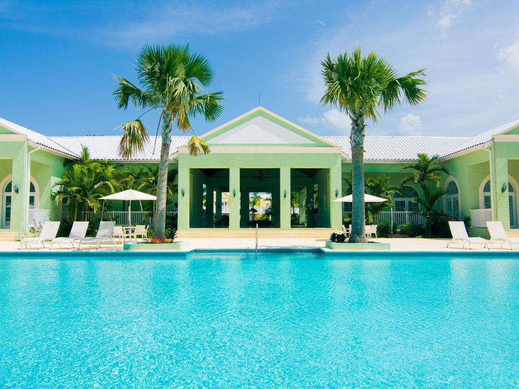 Beach front Townhouse Little Bay Country Club Negril, Orange Bay ...