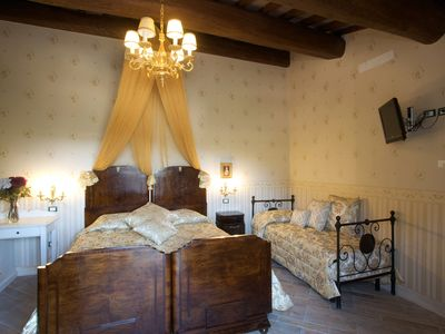 Photo for ASSISI COUNTRY Family Gold Room