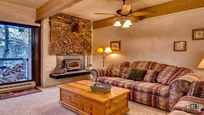 Photo for 2 Bedroom, 2 Bathroom, On The Mountain, Ski In/Ski Out, Pool/Hot Tub/Gym