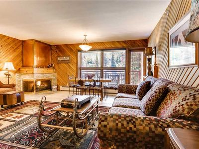 Photo for Spacious One Bedroom Vail Ski-in/Ski-out Mountain View Condo. Hot Tub, Pool