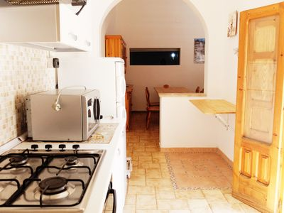 Photo for Vacation home in Porto Cesareo in Salento, 2 rooms, patio