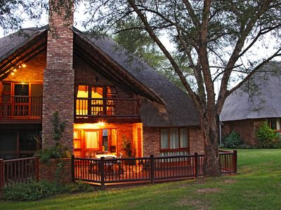 Photo for Cambalala - Unit 1 - Luxury Self Catering Vacation Rental in Kruger Park Lodge