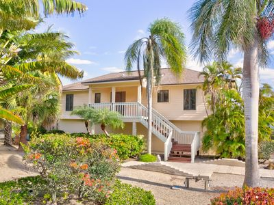 Photo for March 2019 now open ! Canal Front Three Bedroom Home With Boat Dock !