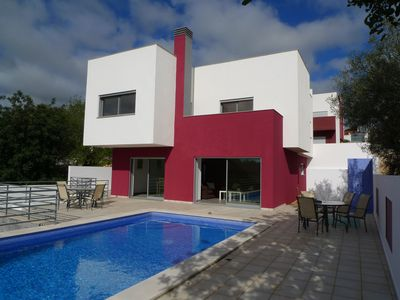 Photo for 3 bedroom villa w / 6-8 people 1200m GREEN BEACH (Castro Marim / Height)