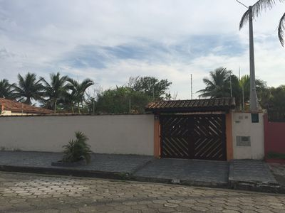 Photo for HOUSE (ITANHAÉM) 20 METERS FROM THE BEACH, 10 MINUTES CENTER.