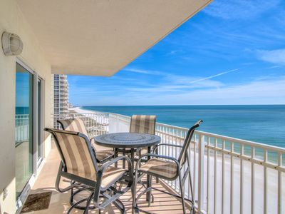 Photo for Crystal Shores 901 ~Corner Condo w/Huge Balcony ~ Stunning View ~ Bender VR