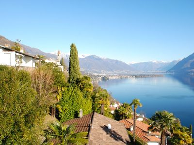Photo for 2BR Apartment Vacation Rental in Ronco sopra Ascona