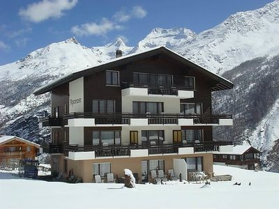 Photo for Apartment Alpenrose  in Saas - Fee, Valais - 4 persons, 2 bedrooms