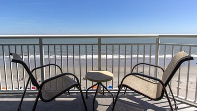 Photo for Oceanfront Suite for 12 with Private Balcony | 2 Pools + Hot Tub