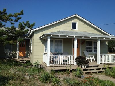 Photo for The Surf Shack,Charming historic cottage, steps to the beach, Nags Head MP 11