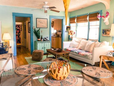 Photo for Large, charming 1920's Spanish 2Br Bungalow
