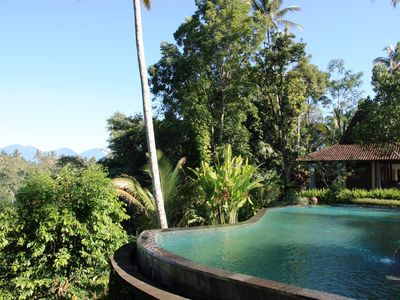 Photo for Two bedroom private villa Ubud Bali