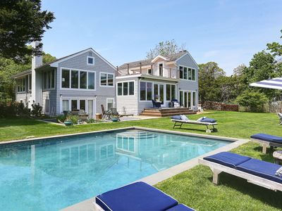 Photo for 2 1/2 Secluded Acres On The Water In Sag Harbor