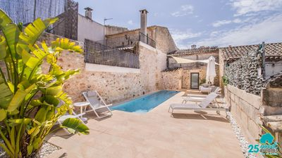 Photo for Llar de Son Ramis (heated pool with jacuzzi)