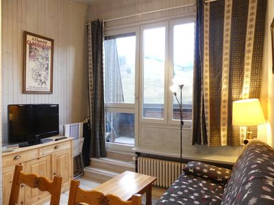 Photo for Ours Blanc 29 - Duplex 3 rooms for 6 people, nice view