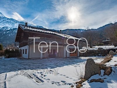 Photo for Chalet 2 Chamois - Beautiful farmhouse in les Houches