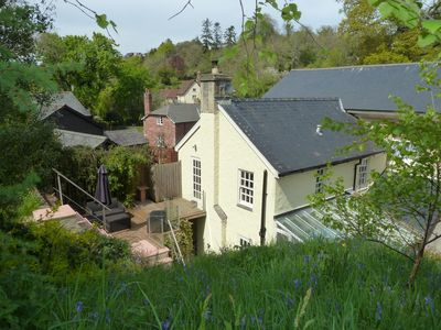 Photo for LUXURY, 5* cottage in stunning Cockington village for 4 + small dog