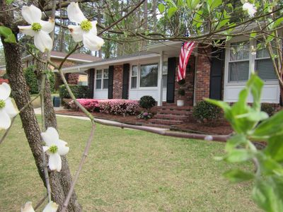Photo for Masters 3BR/2BA (sleeps 6) 1.4 miles Gate 6 of Augusta Nat'l