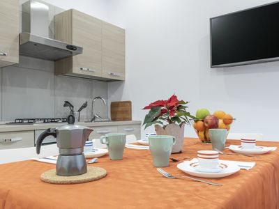 Photo for Casina Rossa Ischia - nice and new, with all the comforts in the center of Vomero