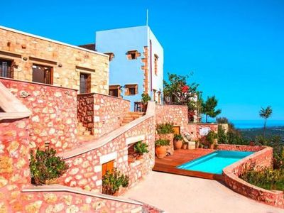 Photo for holiday home, Kastellos  in Kreta - 10 persons, 4 bedrooms