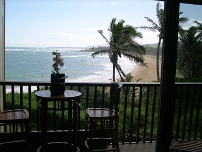 Great Ocean Front Condo for Your $$. Ranked A++ by Travel Guide!