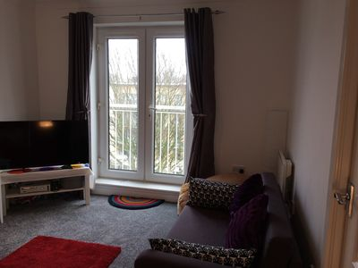 Photo for Entire modern flat near Millennium Centre Cardiff Bay